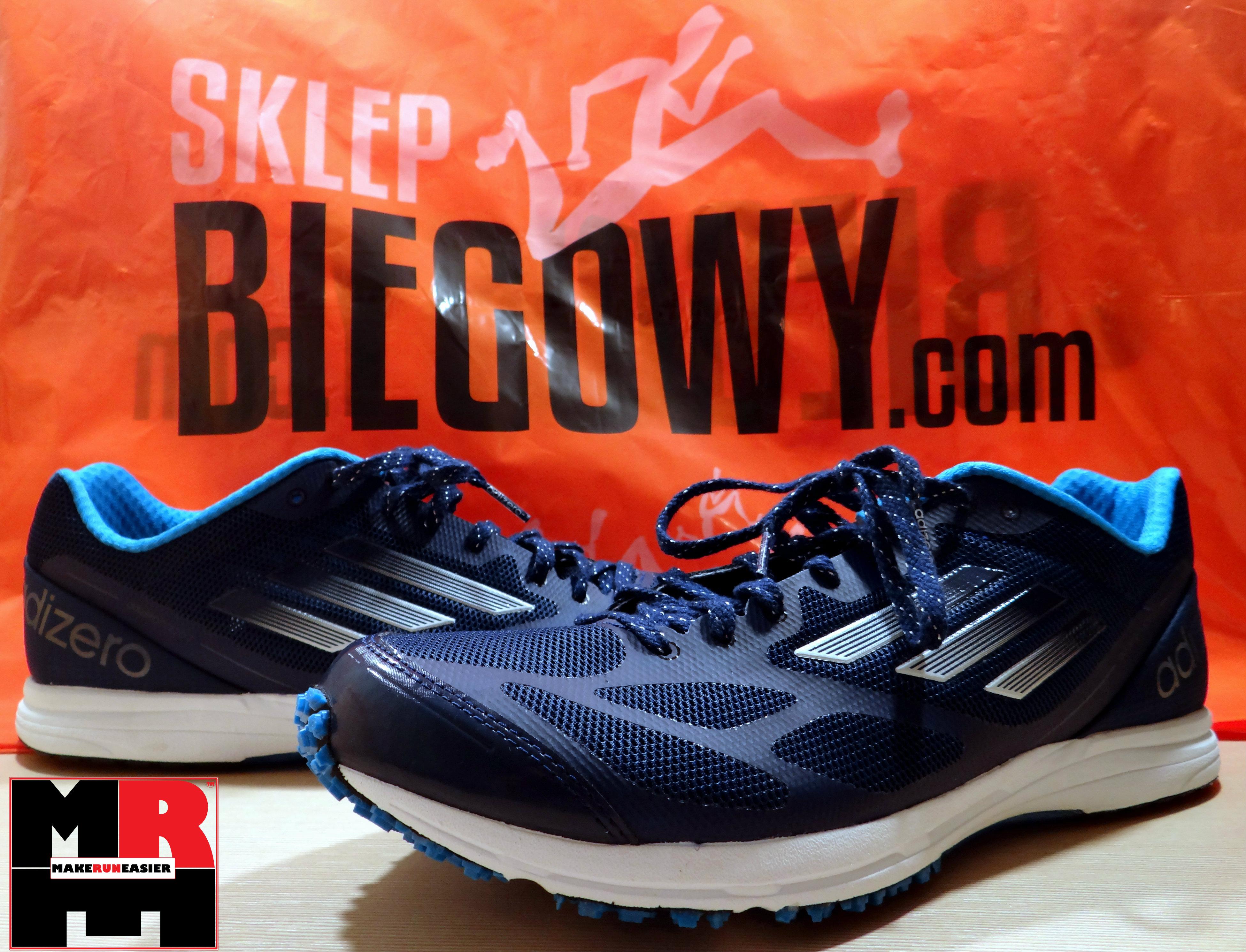 Nieznośna lekkość butów – Adidas adizero Hagio 2