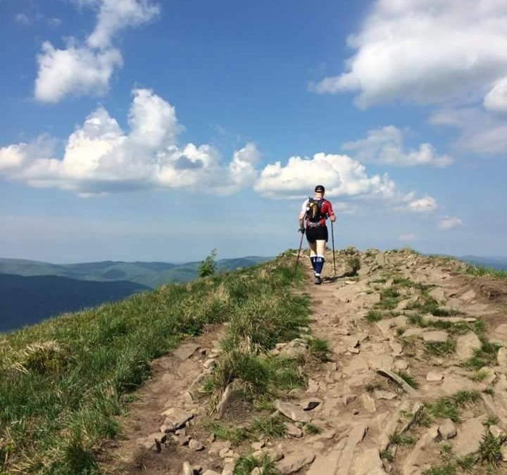Piękne te góry, takie soczyste…Bieg Rzeźnika Grand Slam 2/4