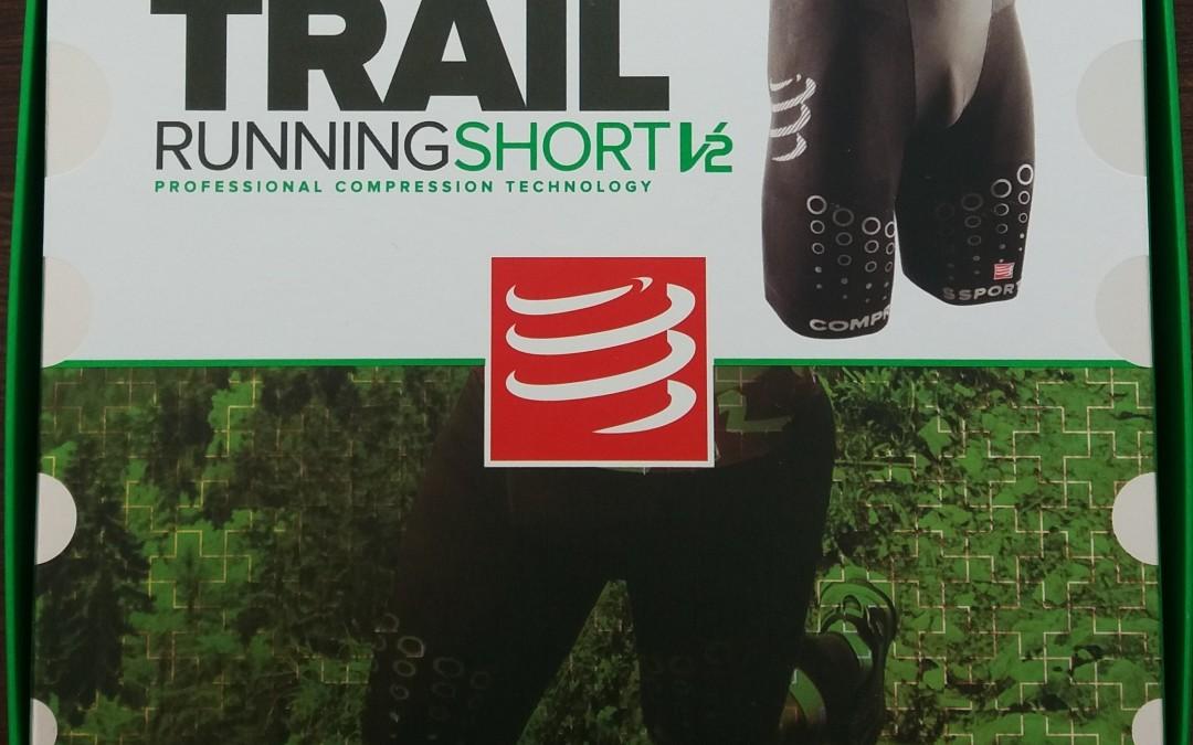 Testowanko – Spodnie Biegowe Compressport TRAIL SHORT V2