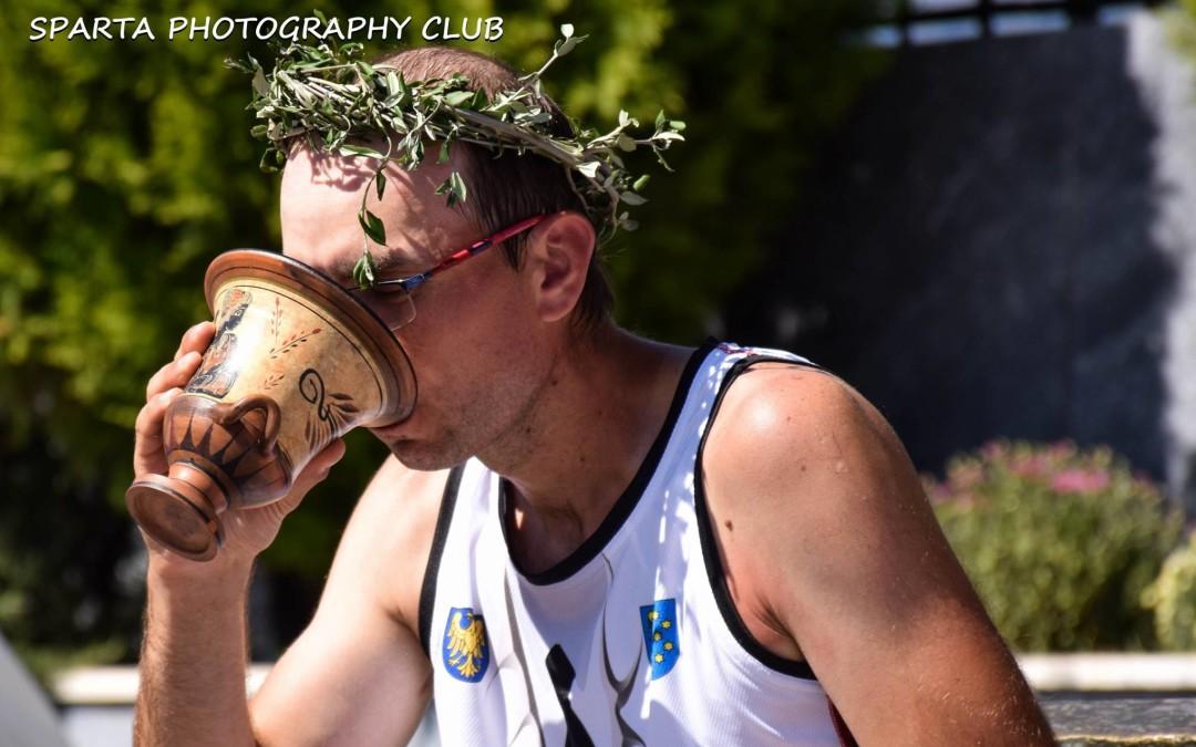 Spartathlon 2016 oczami Andrzeja Zyskowskiego – III Polaka na mecie