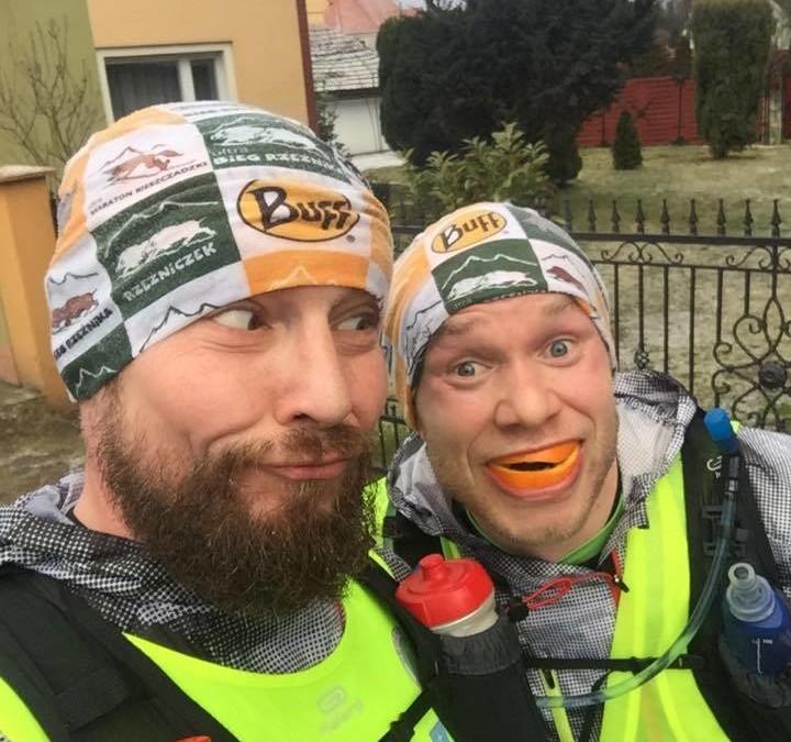 III ADB Ultramaraton Zielonogórski Nowe Granice 100K