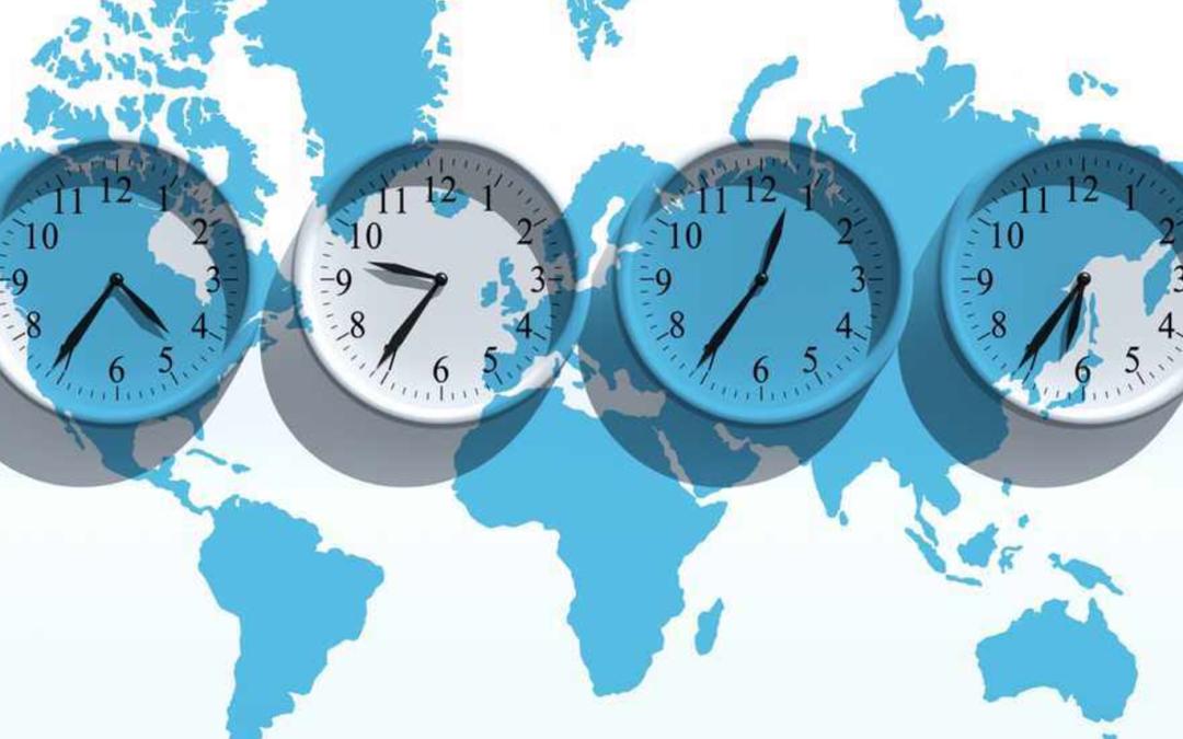 JET LAG – Zespół długu czasowego