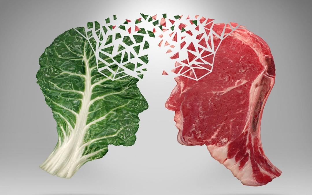 Roślinożercy są homo, a mięsożercy to mordercy.
