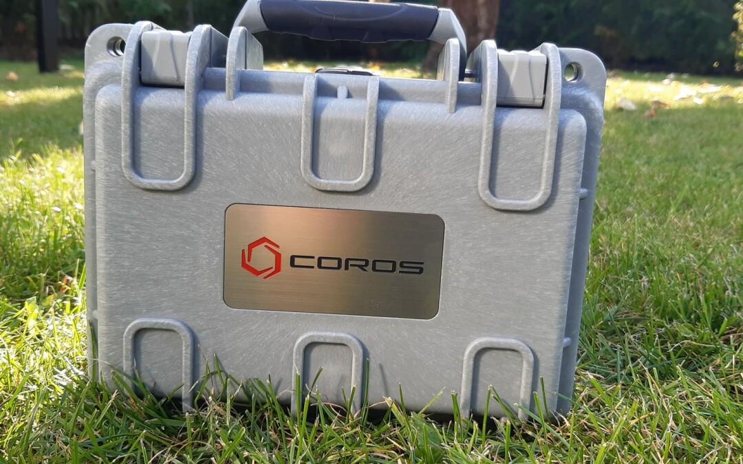 Elektroniczny kolos – COROS Vertix